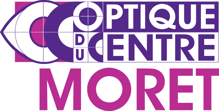Centre optique Moret logo transparent