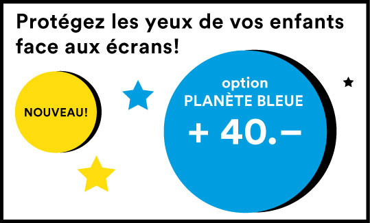 Boule option planère bleue